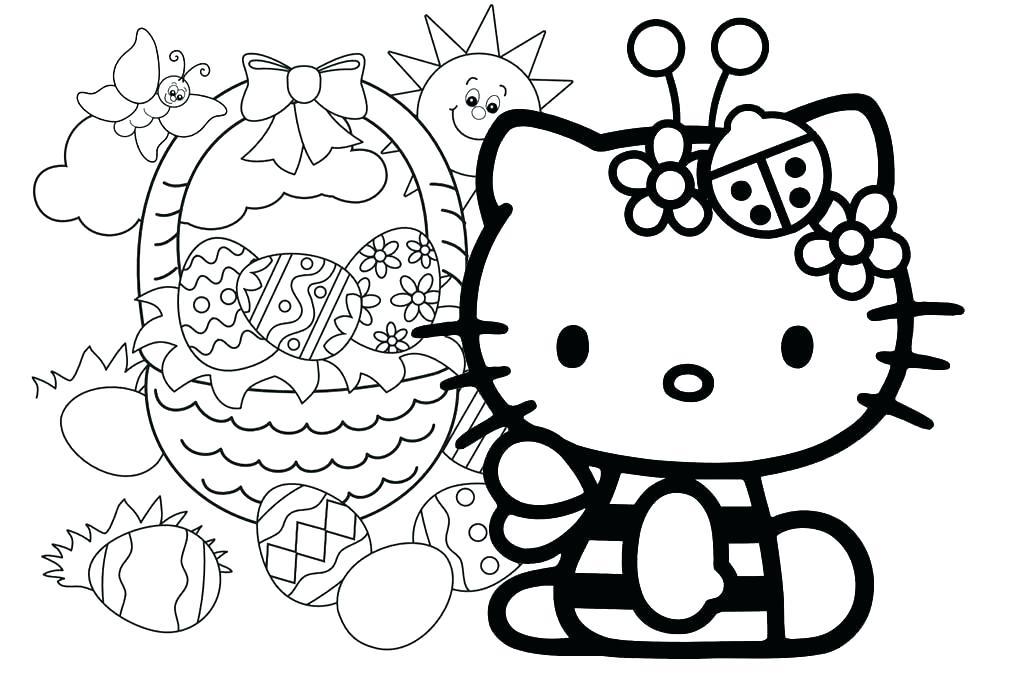 tranh to mau hello kitty 10