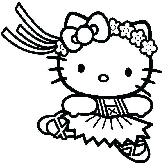 tranh to mau hello kitty 11