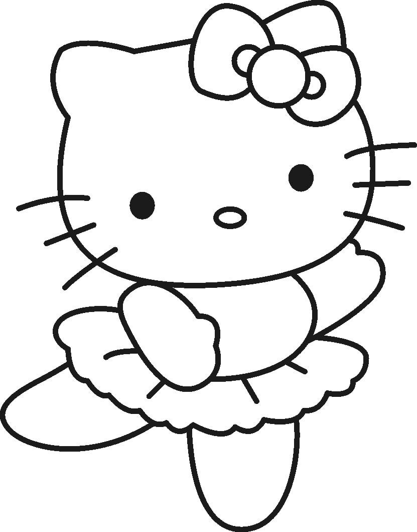 tranh to mau hello kitty 17