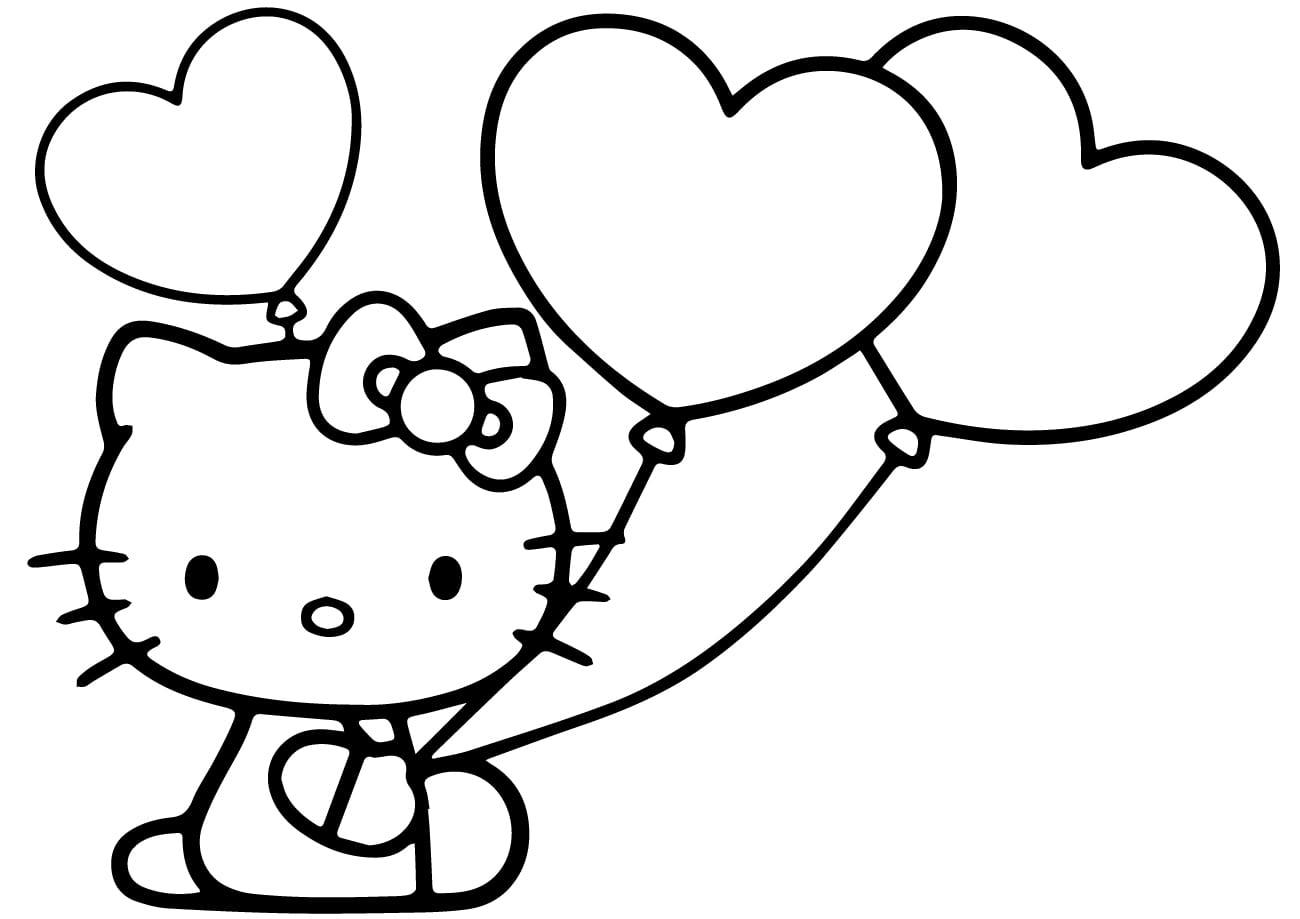 tranh to mau hello kitty 18