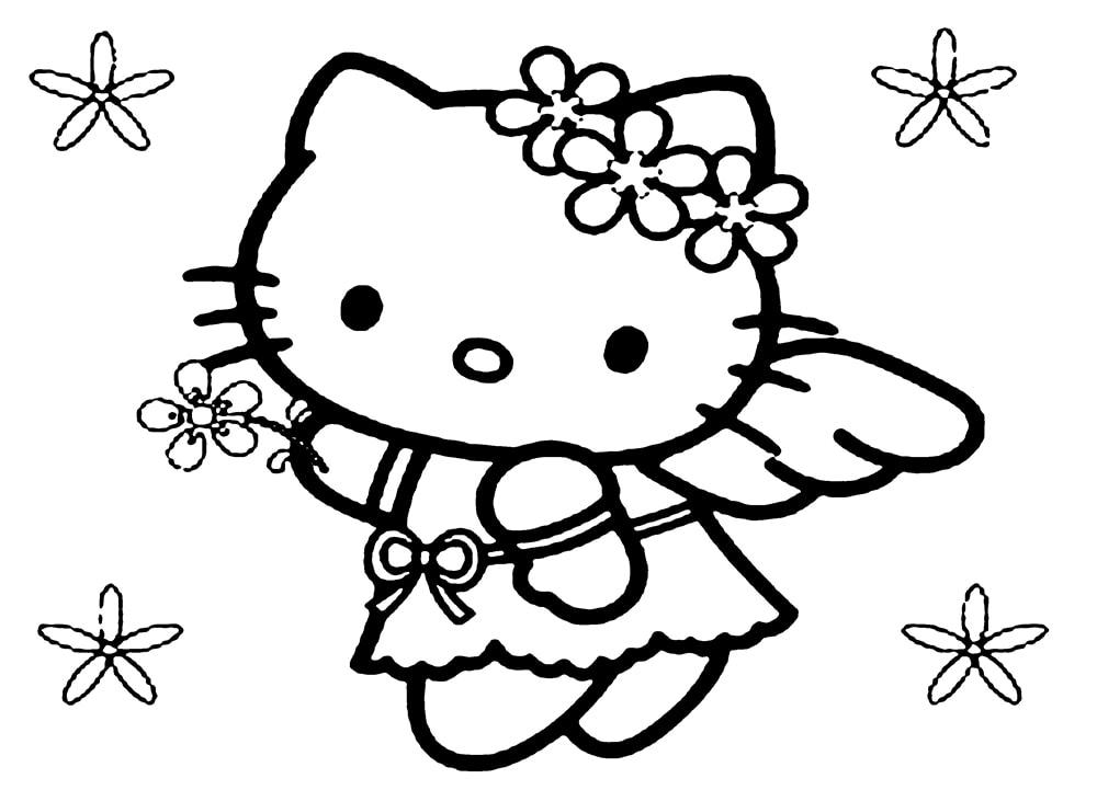 tranh to mau hello kitty 21