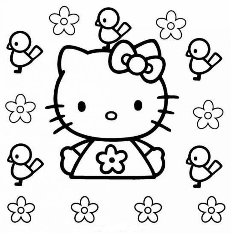 tranh to mau hello kitty 8