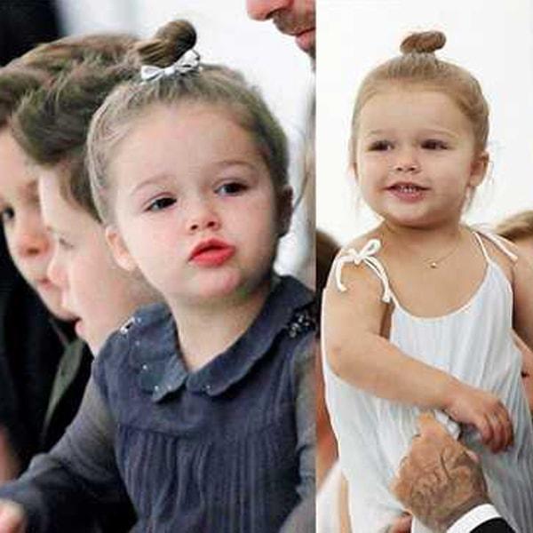 Kiểu tóc ngắn cho bé gái 3 tuổi búi củ tỏi