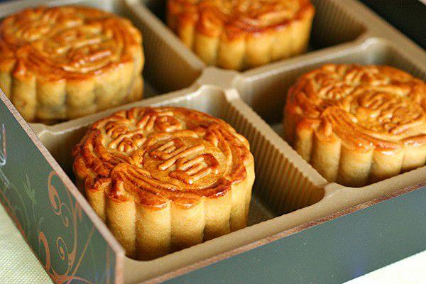 Bánh nướng mùa trung thu
