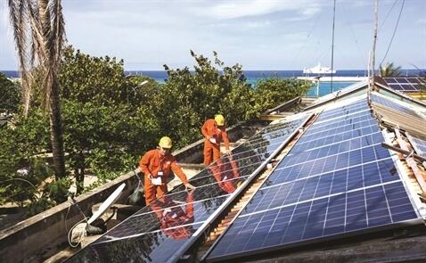 Chế độ bảo hành bảo trì tấm năng lượng