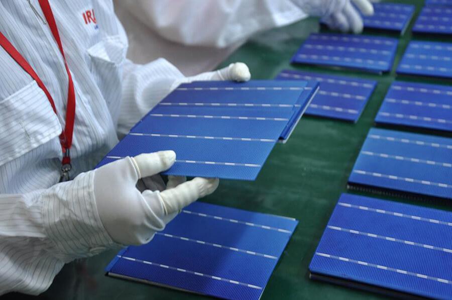 Pin năng lượng từ mặt trời