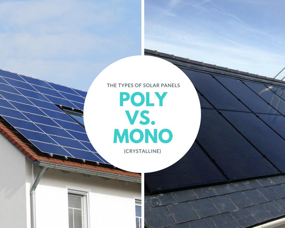 so sánh pin mặt trời mono và poly