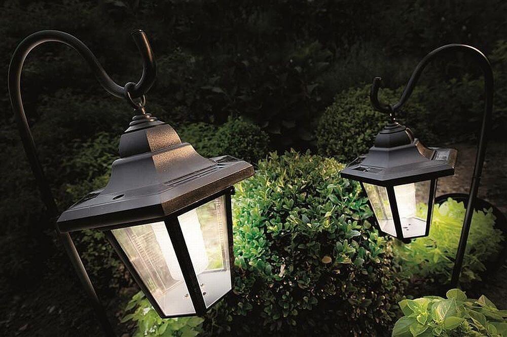 đèn led trang trí ngoài trời