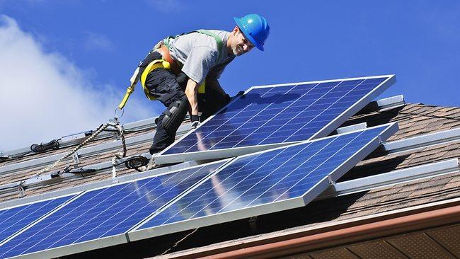 cách lắp đặt hệ thống năng lượng mặt trời