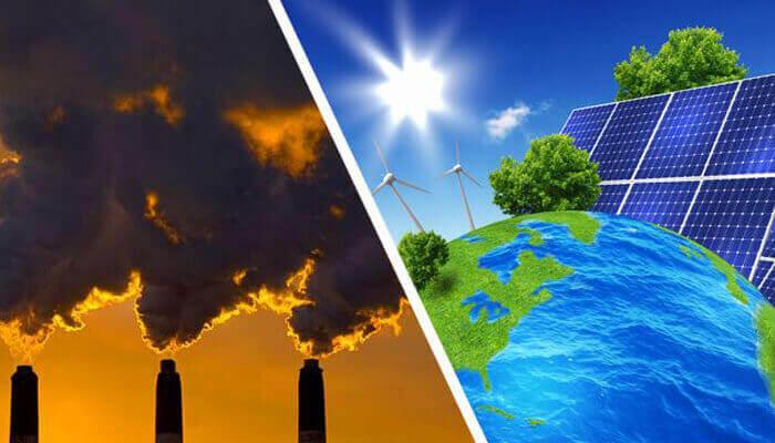 năng lượng thân thiện môi trường