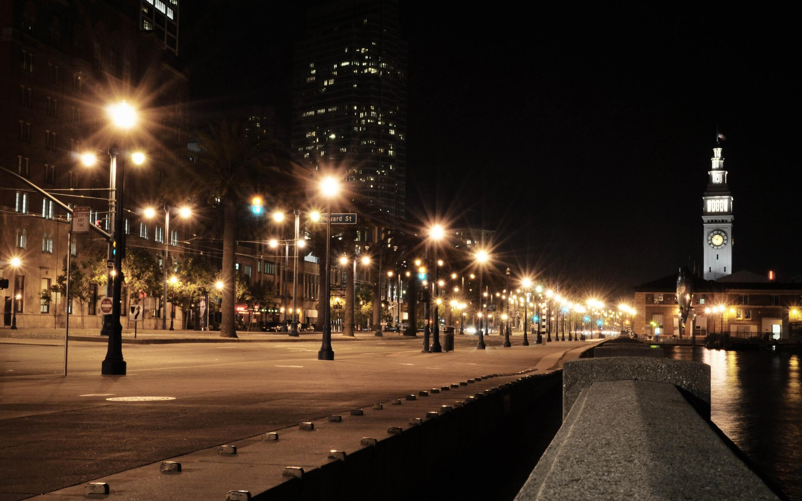 Đèn chiếu sáng Đường