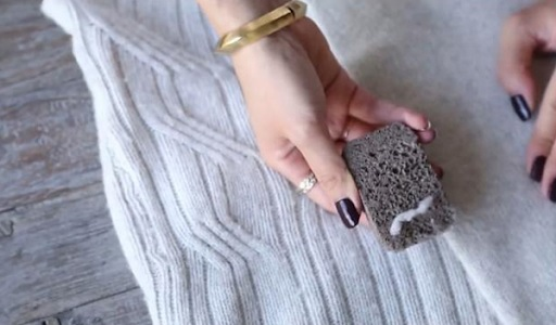 công dụng của đá bọt biển