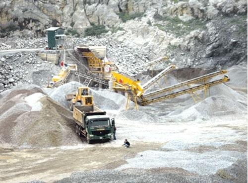 tiêu chuẩn đá vôi sản xuất xi măng