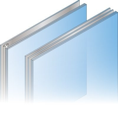 kính dán 2 lớp laminate