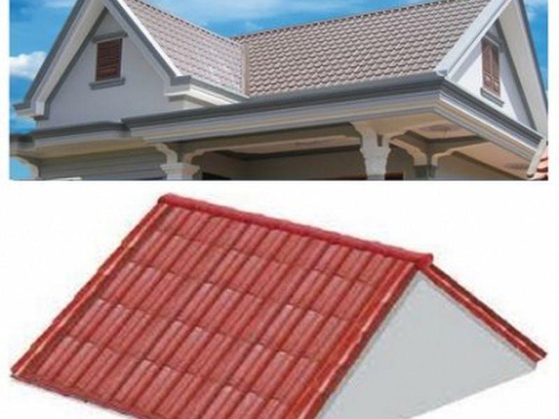 tấm tôn lợp mái nhà