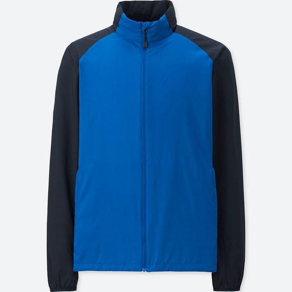 Áo khoác chống nắng nam Uniqlo vải dù phiên bản 2 màu