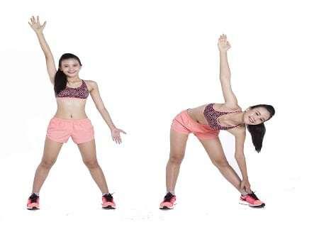 Bài tập yoga tăng chiều cao ở tuổi dậy thì