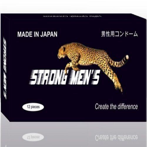 Bao cao su Strong Men's