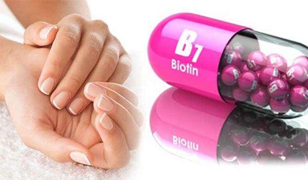 Biotin Collagen tốt cho móng tay