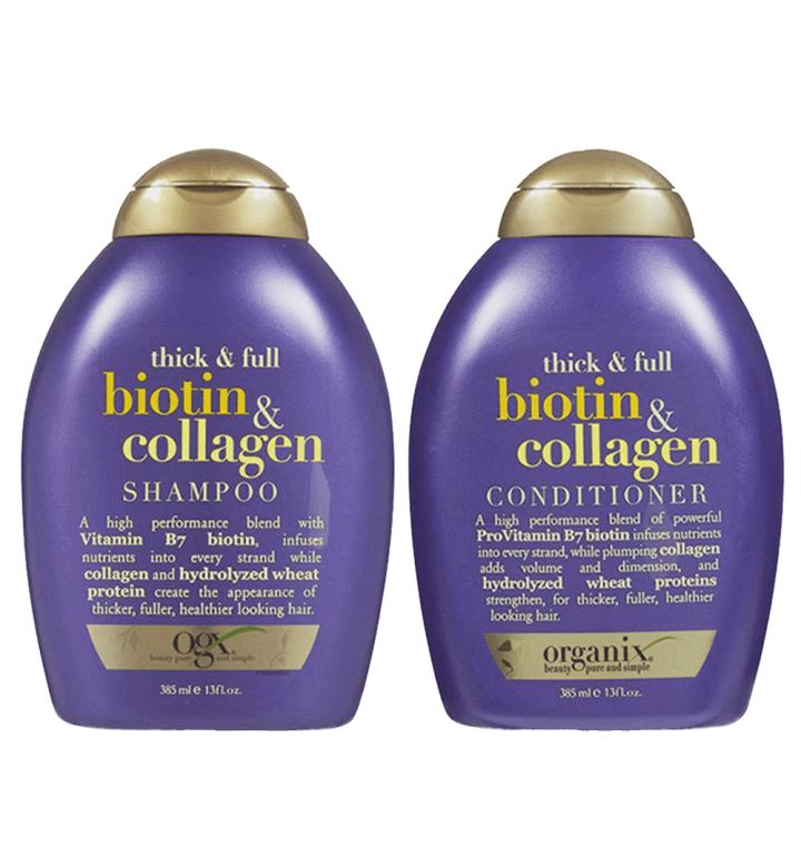 Biotin Collagen tốt cho tóc
