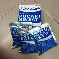 bột uống Pocari Sweat nhật bản chiếm vị trí rất quan trọng và vượt lên vị trí cao nhất , xóa tan nỗi mệt mỏi, thiếu nước ngày hè