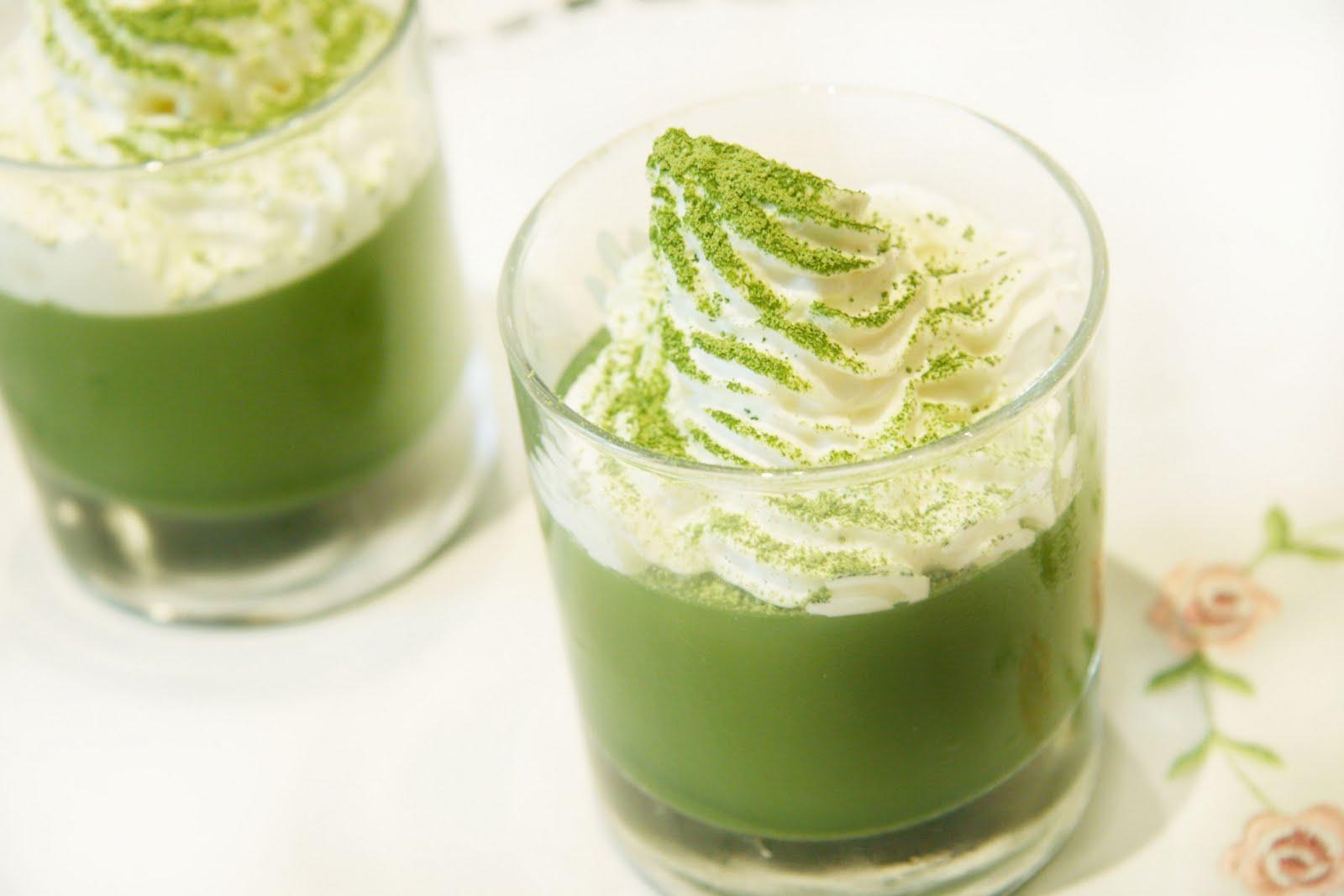 Cách pha trà sữa từ bột matcha Nhật Bản