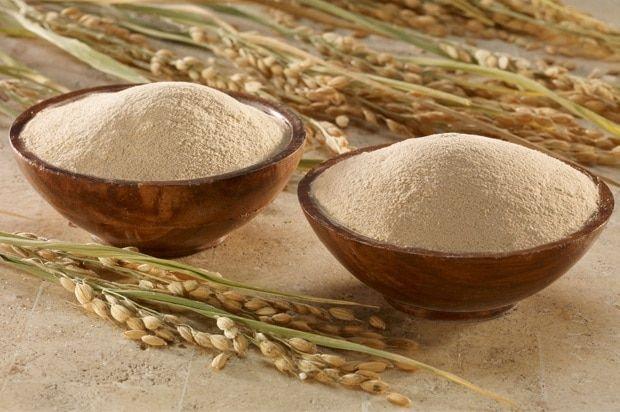 Cám Gạo dùng để tẩy tế bào chết