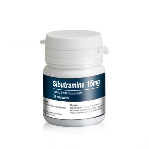SIBUTRAMINE 15MG 30caps – Special Supplements