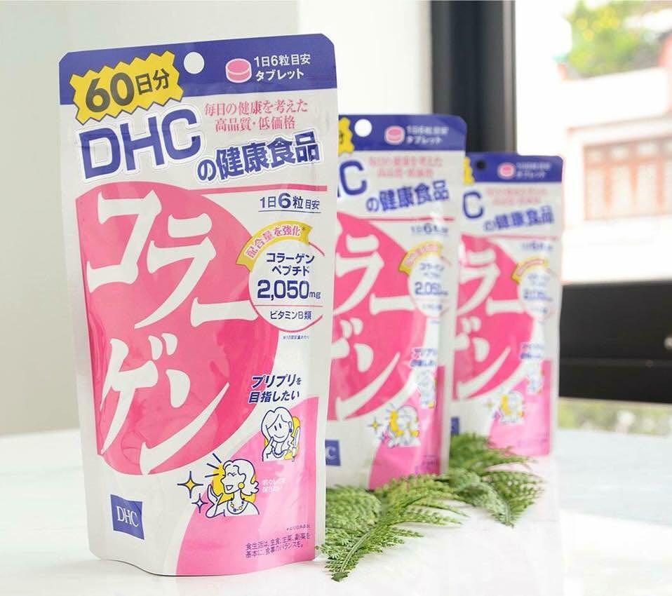 Collagen của DHC Nhật bản có tốt không? Review