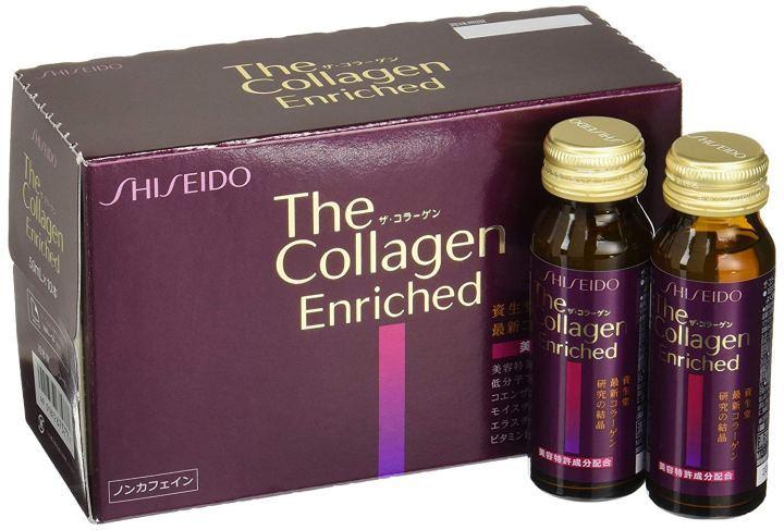 Collagen Shiseido Enriched dạng nước