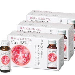 Collagen Shiseido Pure White Dạng Nước
