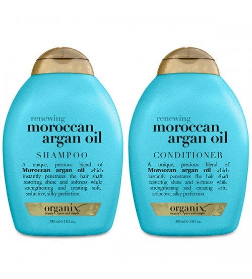 Dầu gội OGX Renewing Argan Oil Of Morocco Shampoo