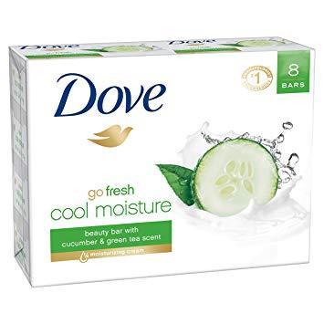 Dove cool moisture