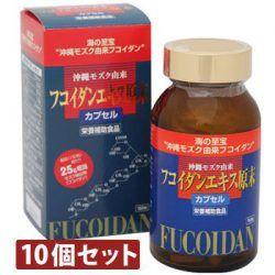 Fucoidan Okinawa Kanehide màu đỏ