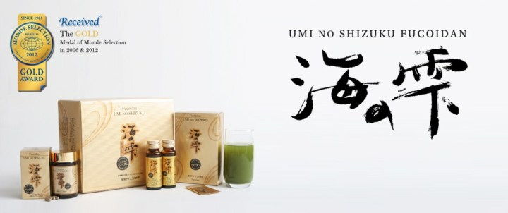 Fucoidan Umi No Shizuku Nhật Bản an toàn cho mọi đối tượng, kể cả người khỏe mạnh cũng như người đang điều trị bệnh