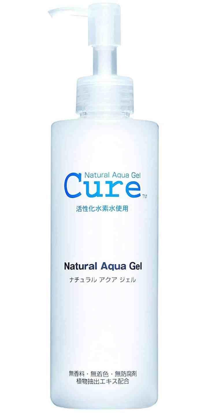 Gel tẩy da, tế bào chết cure natural aqua gel Nhật bản