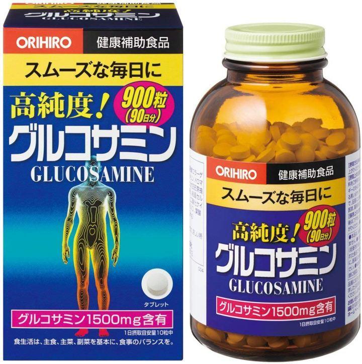 Glucosamine Orihiro 1500mg hộp 900 viên