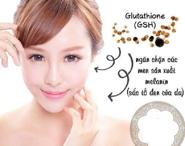 là gì? Thuốc glutathione nào tốt nh
