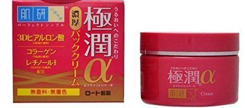 Hada Labo Goku-jyun Alpha Cream