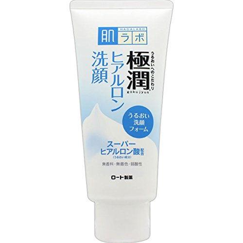 Hada Labo Goku-jyun Face Wash