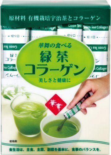 HANAMAI Green Tea Collagen