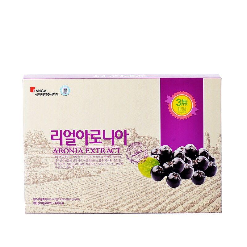 Hồng Sâm Thanh Lương Đen aronia extract