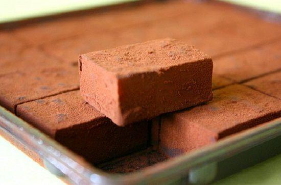 Hướng dẫn cách làm nama chocolate y hệt nhật bản