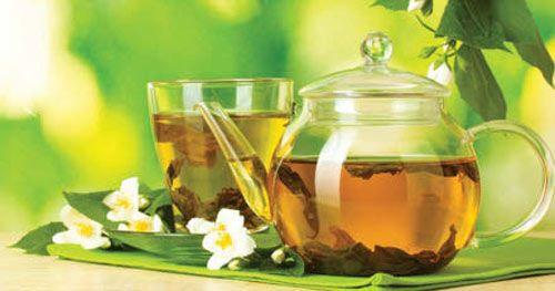 Công thức detox giảm cân với trà hoa nhài
