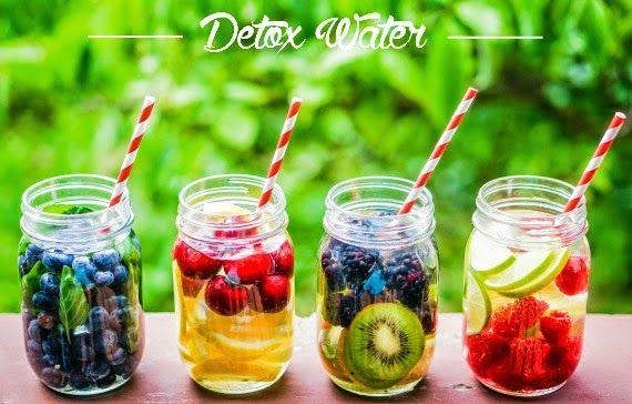 Uống gì? detox nên không ?