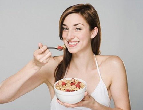 Cách uống ngũ cốc để giảm cân: