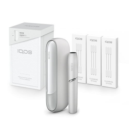 IQOS trấng