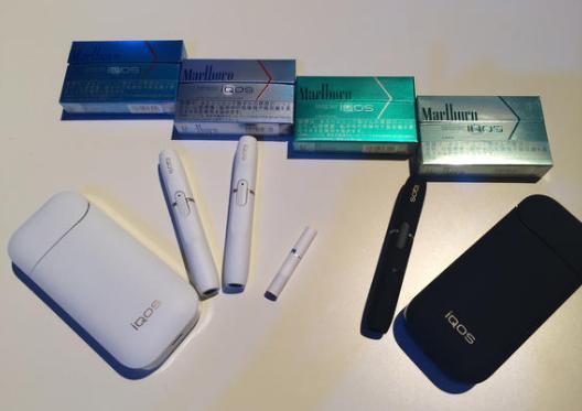 Thuốc lá điện tử IQOS là gì?