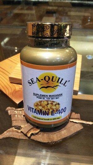Jual Sea-Quill Vitamin E-400