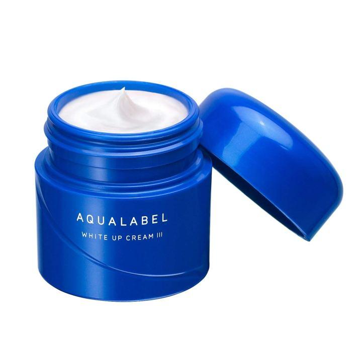Kem Aqualabel Shiseido màu xanh